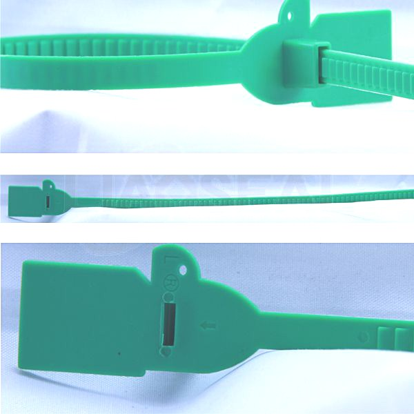 Plastic Adjustable One Piece Seal